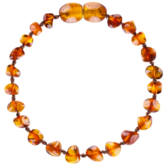 COGNAC BAROQUE STYLE POLISHED