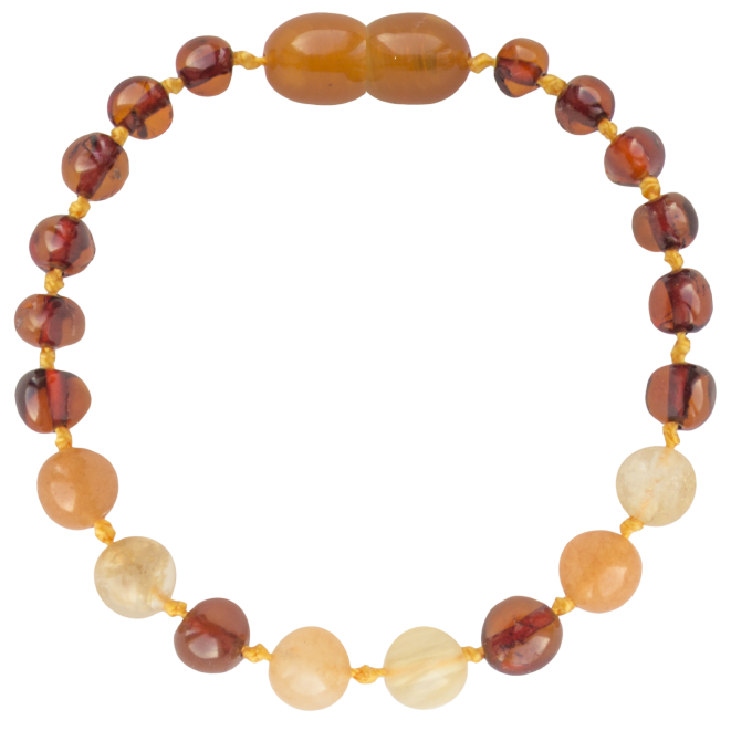 COGNAC/QUARTZ/AVENTURINE BAROQUE STYLE POLISHED